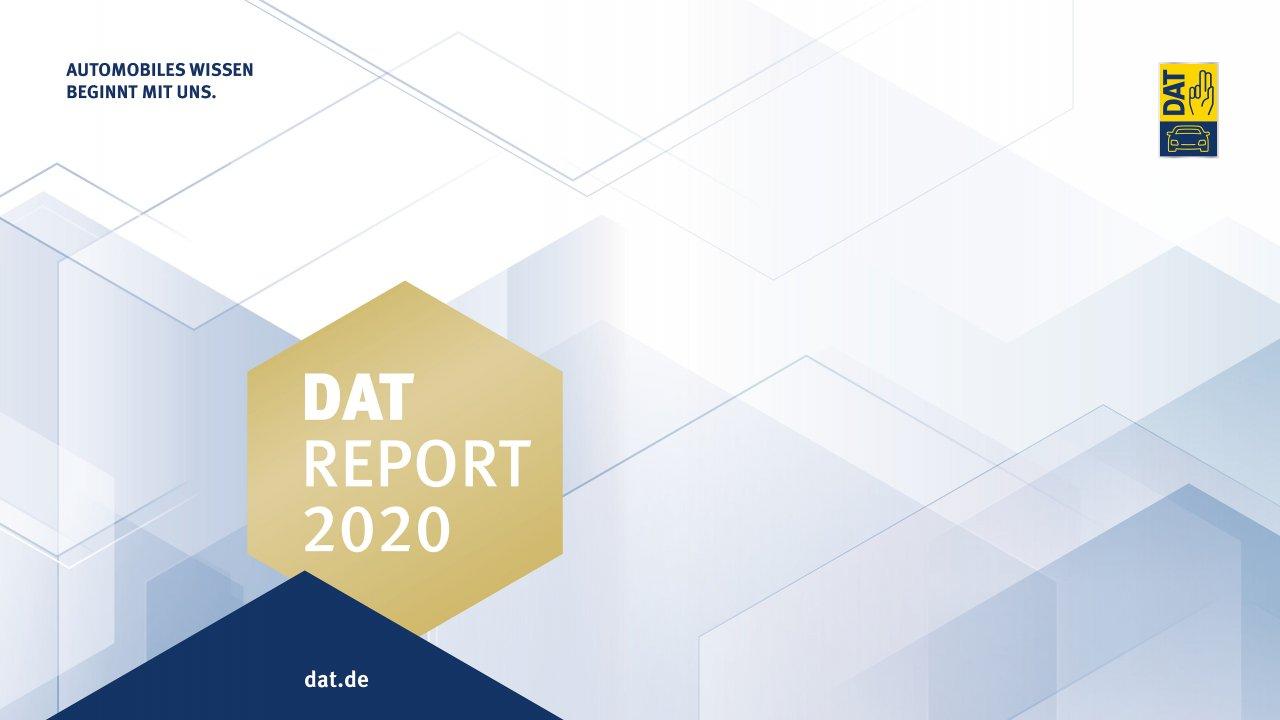 DAT-Report 2020: Zulassungen 2019 erneut gestiegen