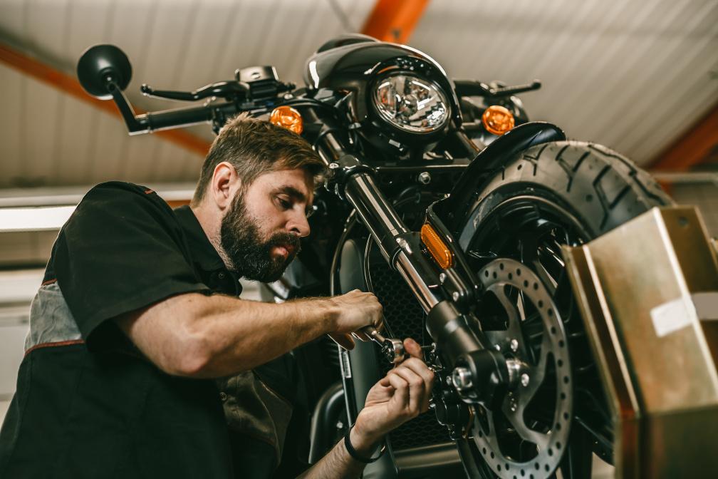 Garantie Direkt Motorrad - Garantieversicherung für Motorräder