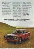 Toyota Corona - unglückliche Namensgleichheit